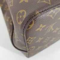 Authentic Louis Vuitton Red Monogram Neo Noe