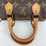 Authentic Louis Vuitton Monogram Nano Speedy