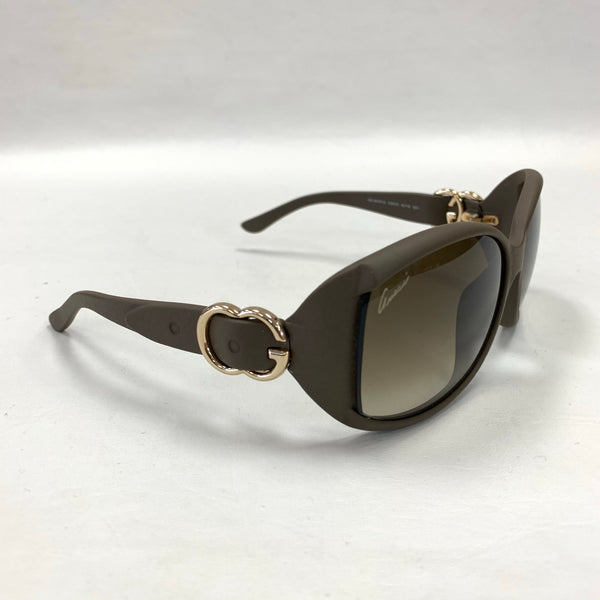Authentic Gucci Taupe Sunglasses