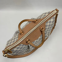 Authentic Louis Vuitton Damier Azure Siracusa GM