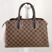 Authentic Louis Vuitton Damier Ebene Normandy Magnolia