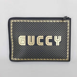 Authentic Gucci Guccy Mooncorn Pouch