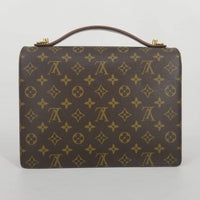 Authentic Louis Vuitton Vintage Monogram Monceau