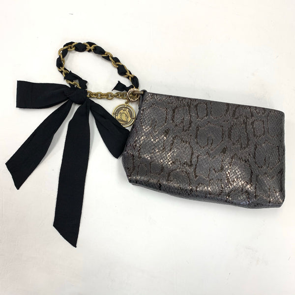 Authentic Lanvin Happy Clutch