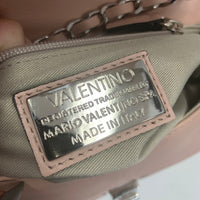 Authentic Mario Valentino Pink Beatriz Flap