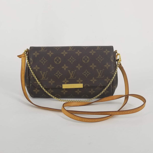 Authentic Louis Vuitton Monogram Favorite MM