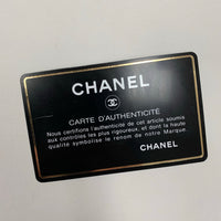 Authentic Chanel Salmon Caviar Tote