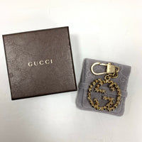 Authentic Gucci Gold Soho Studded Purse Charm