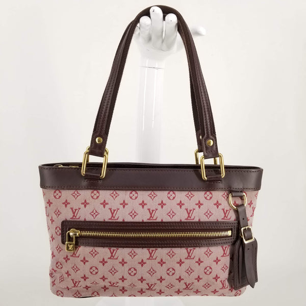Authentic Louis Vuitton Cherry Mini Lin Lucille PM