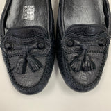 Authentic Balenciaga Black Driving Loafers