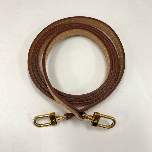 Authentic Louis Vuitton Vachetta Strap