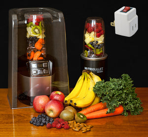 Make your blender quiet - Nutribullet & Nutri ninja