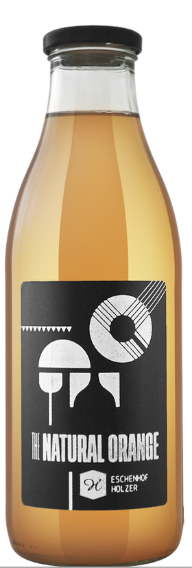 Eschenhof Holzer - Natural Orange Grüner Veltliner The Milk Bottle 2019| Oostenrijk Wagram