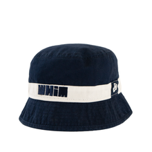 Load image into Gallery viewer, WHiM Bucket Hat with Mini Brim in Navy
