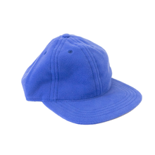 Load image into Gallery viewer, Adjustable Cap in Royal Purple Polartec Fleece