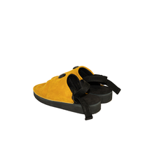 Load image into Gallery viewer, Suede Vibram Adjustable Slipper - Dandelion