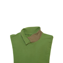 Load image into Gallery viewer, Collared Crewneck in Grass