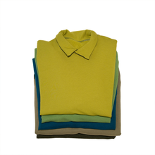 Load image into Gallery viewer, Collared Crewneck in Chartreuse