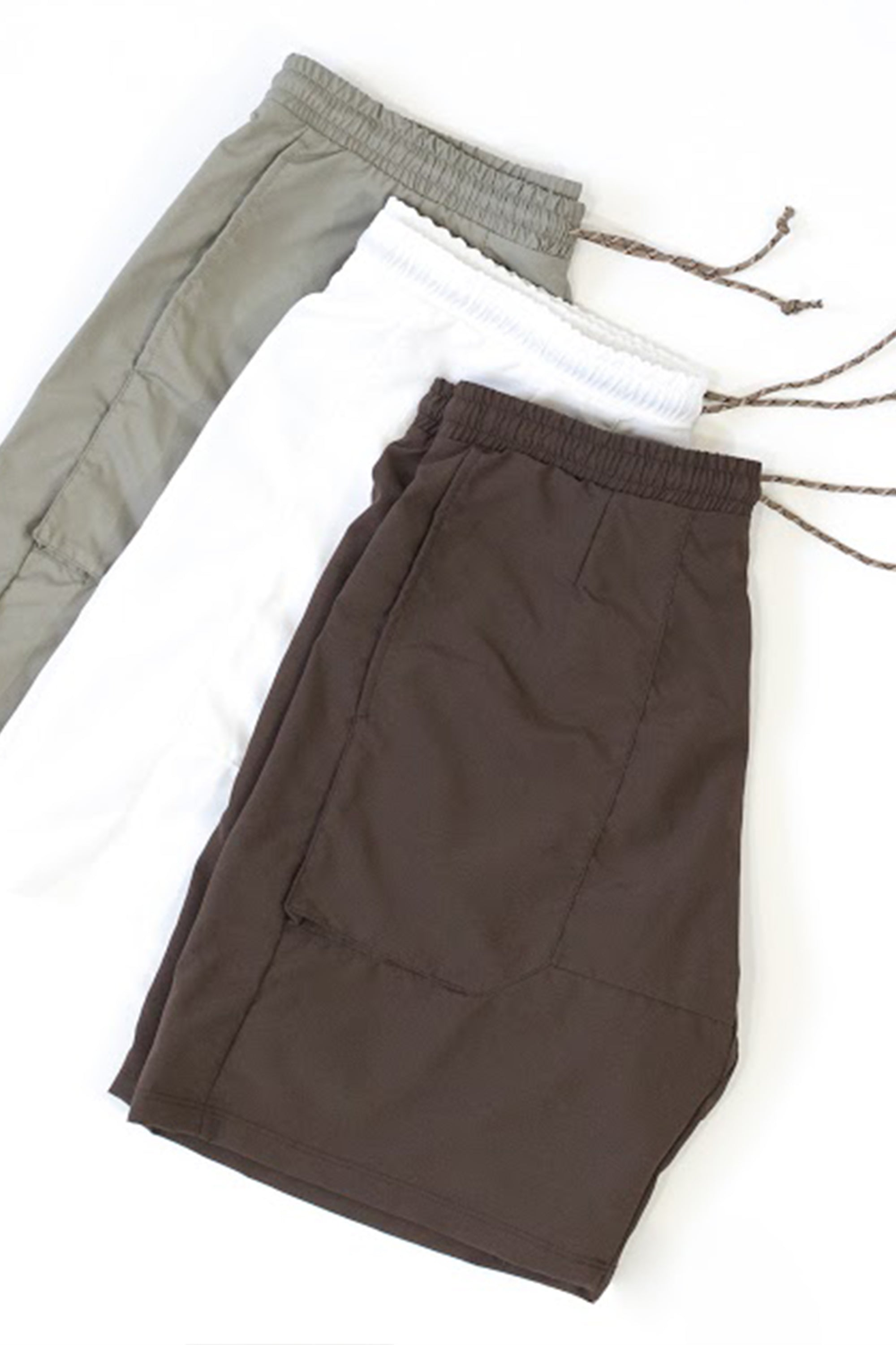 Athletic Short Brown