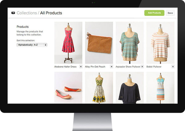 Configurazione E-commerce Shopify