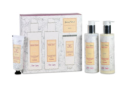 Peony Body and Nail Care Gift Set