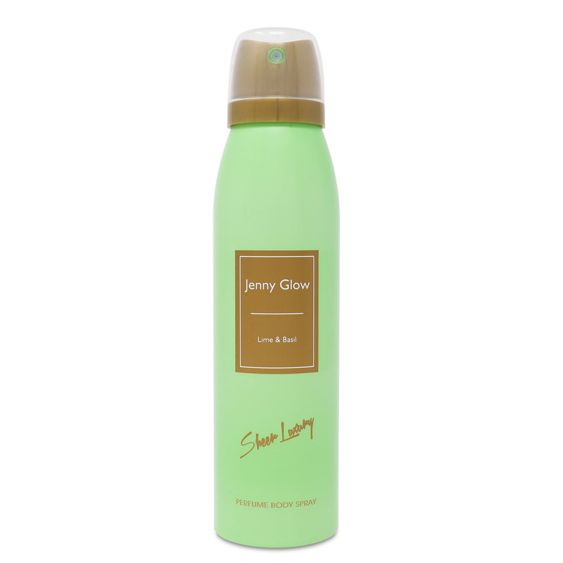 Lime & Basil Body Spray