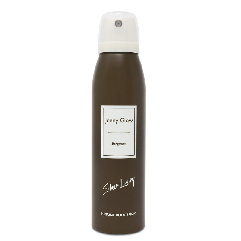 jenny glow bergamot body spray