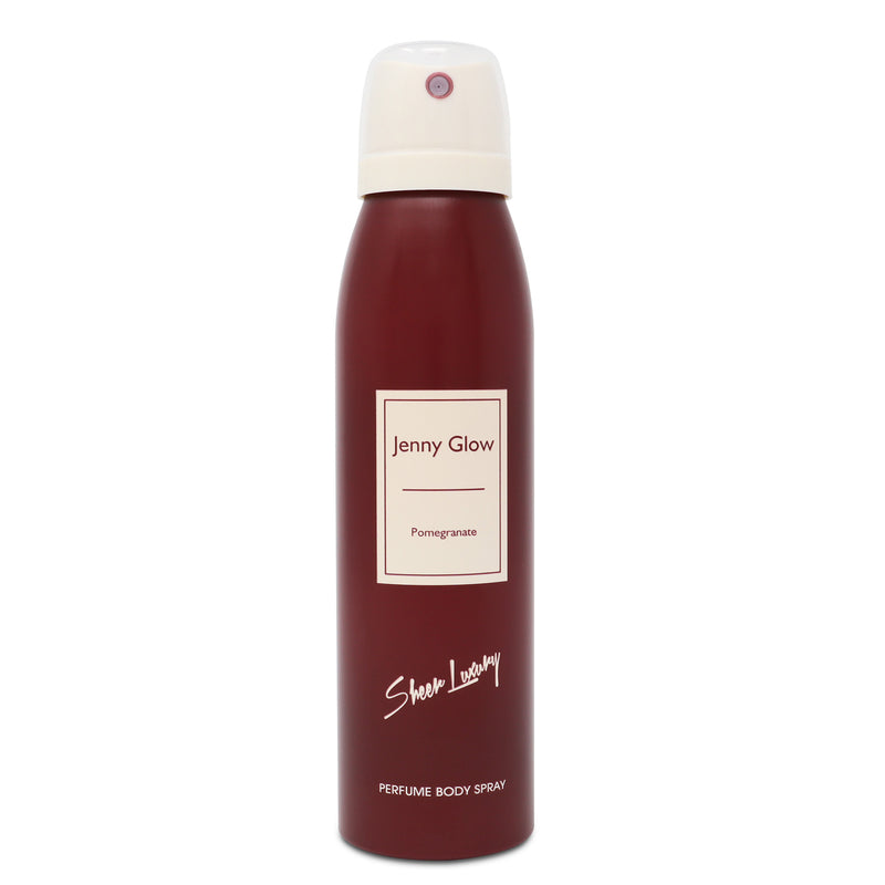 Jenny Glow Pomegranate Body Spray