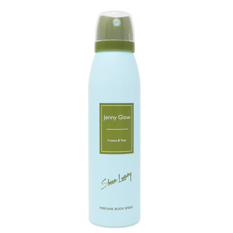jenny glow Freesia & Pear Body Spray