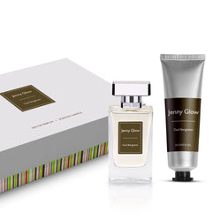 Jenny Glow Oud Bergamot Fragrance & Shower Gel