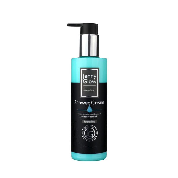Black Cedar Shower Cream 250ml