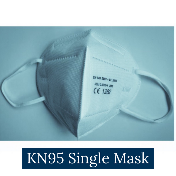 KN95 Mask Single
