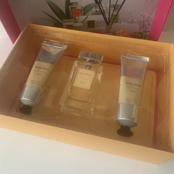Peony Body Lotion, Fragrance & Shower Gel