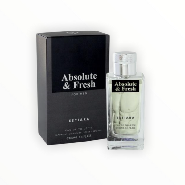 Absolute & Fresh Men's 100ml