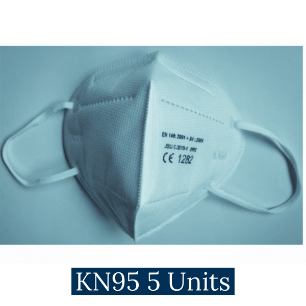 KN95 Mask Bundle  (5 Units)