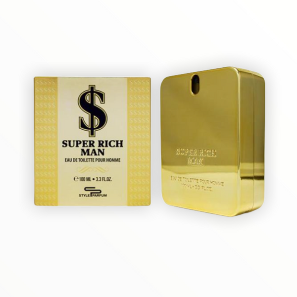 Super Rich Man Men's 100ml
