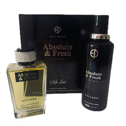Absolute & Fresh Men's Gift Set