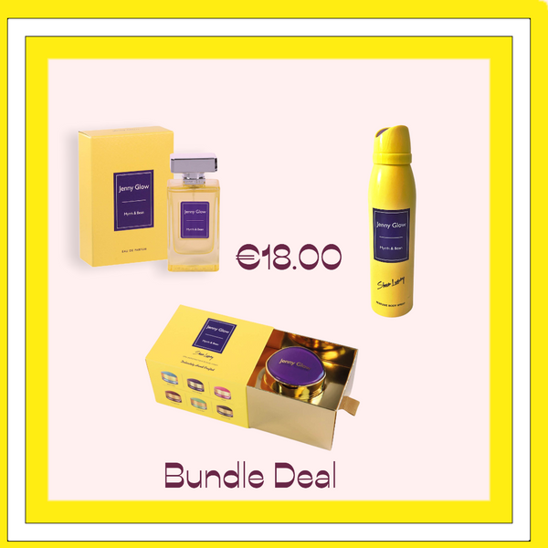 Bundle Deal 1 Myrrh & Bean