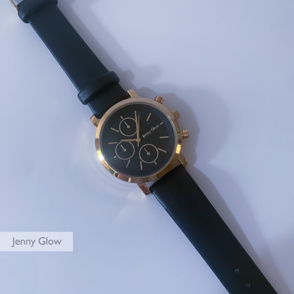 Jenny Glow Ladies Watch 3123 Black