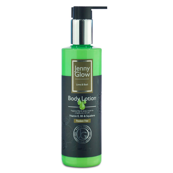 Lime and Basil Body Lotion 250ml