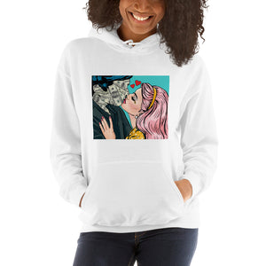 Gold Digger Womens Hoodie