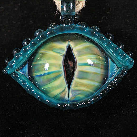 Wyvern Stones Dragon Eye Necklace