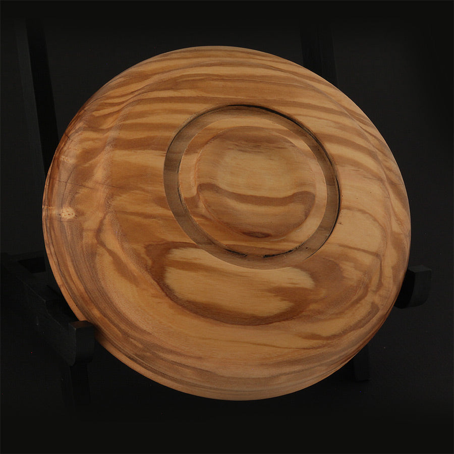Wooden Bowl in Wild Olivewood