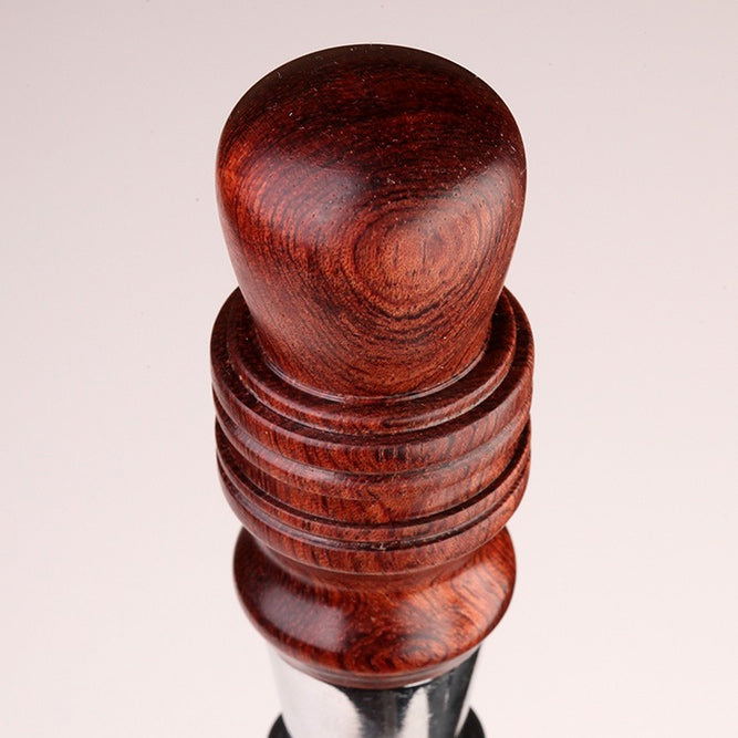 Bottle Stopper in Padauk