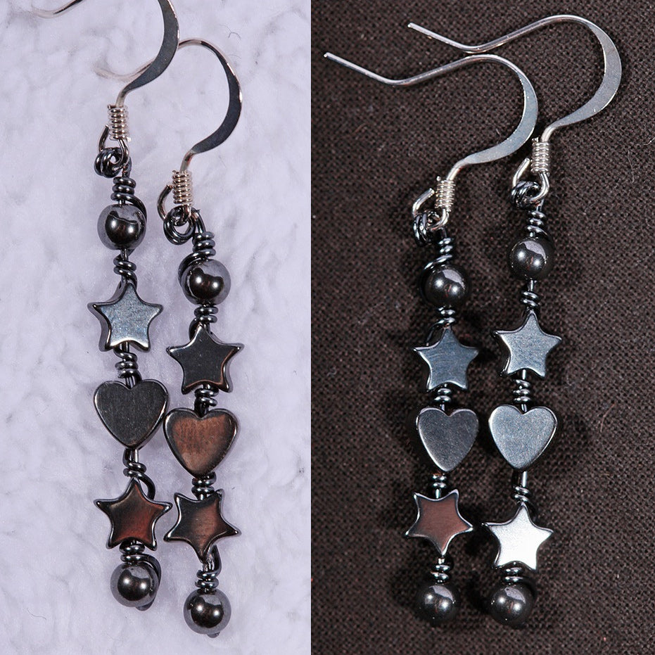 Starstruck Metal Earrings