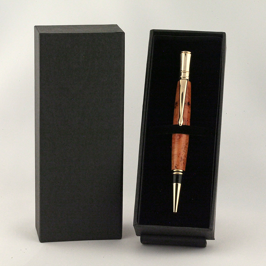 Executive Twist Pen in Wild Choke Cherry