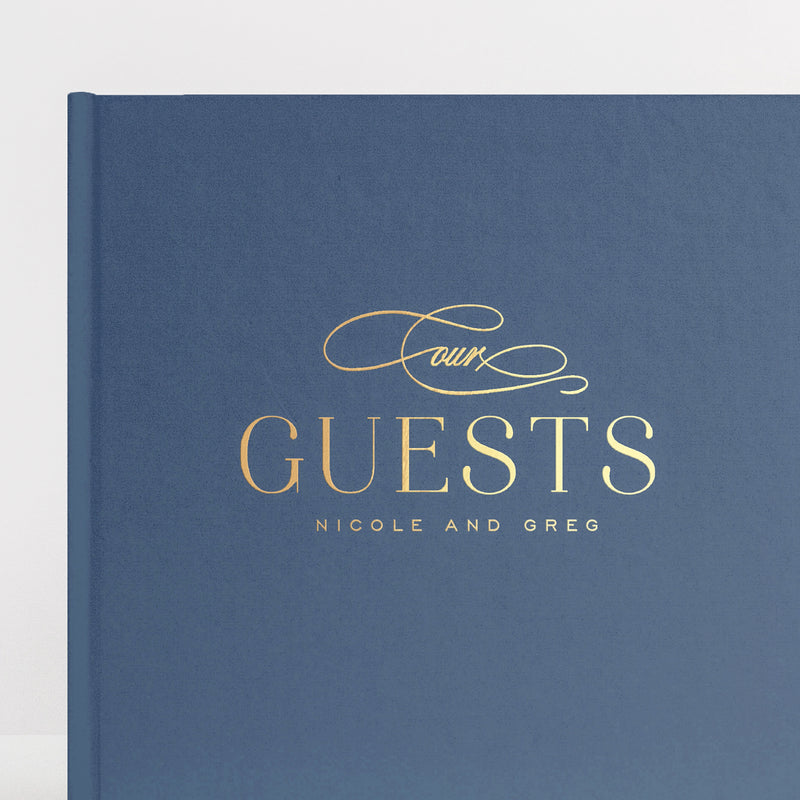 Our Guests Guest Book