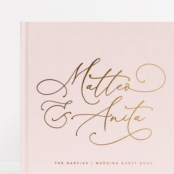 Swash Elegance Guest Book