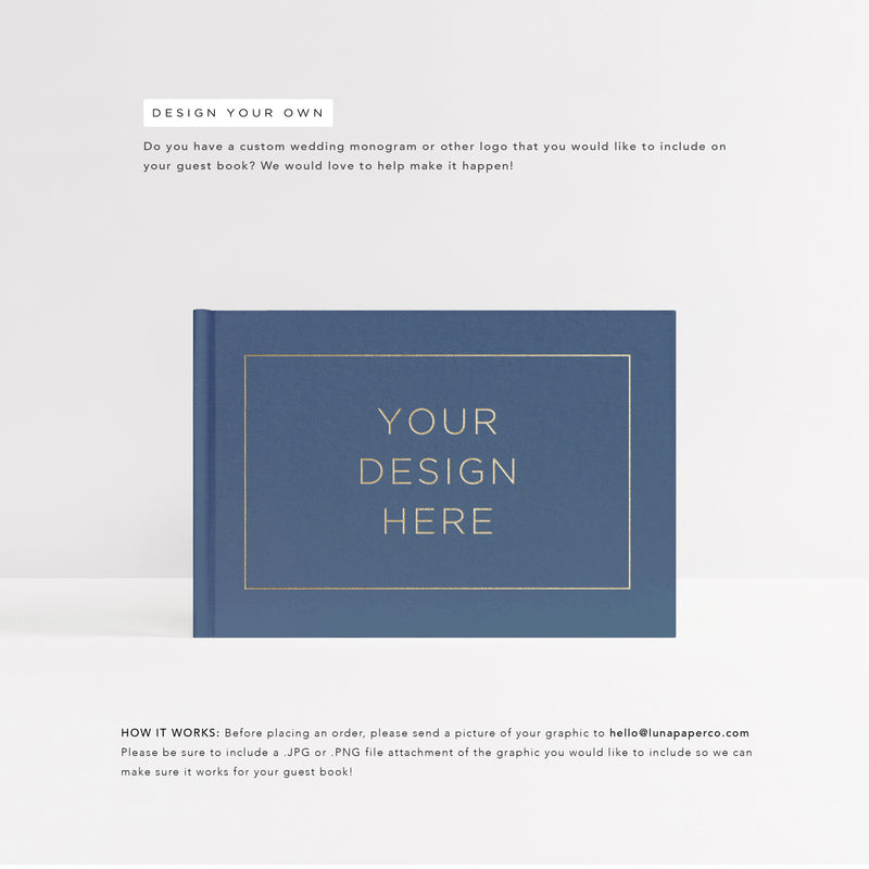 Your Design Here Guest Book