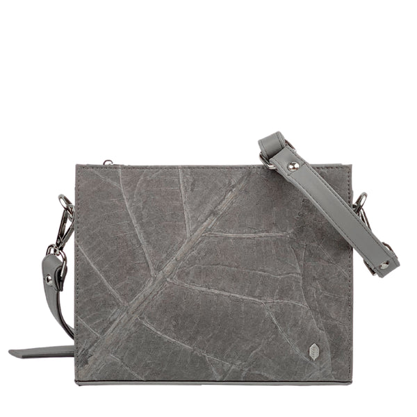 Grey-Ingrid_bag-women_s_bag-vegan_leather-Thamon